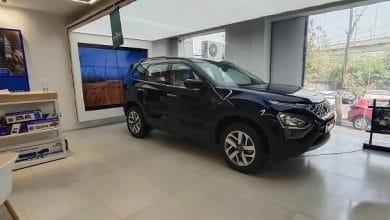 Tata Motors Showroom
