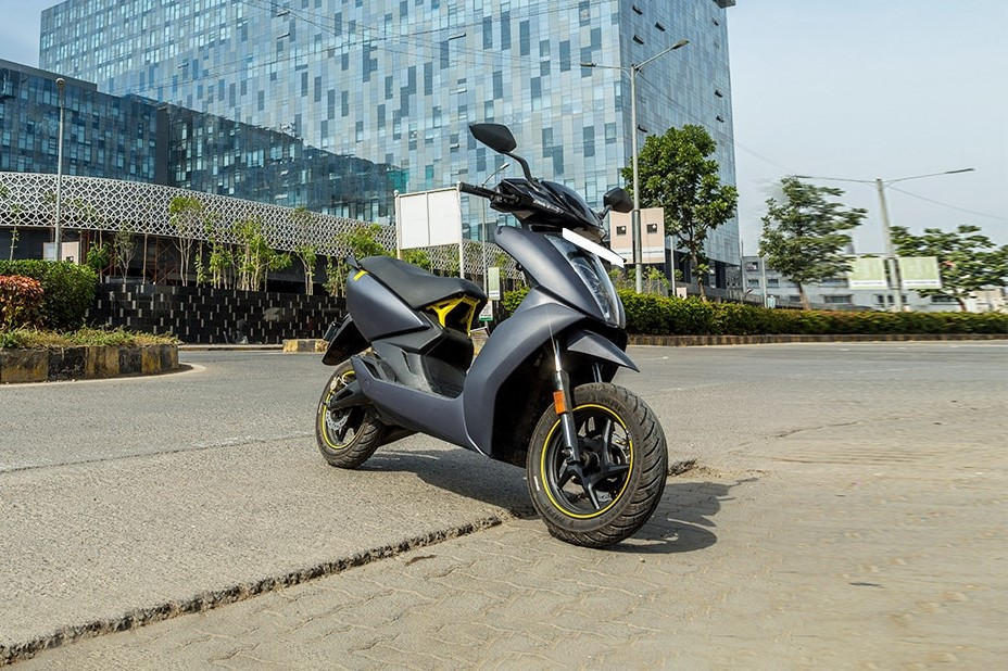 Best electric scooter in India Ather 450X