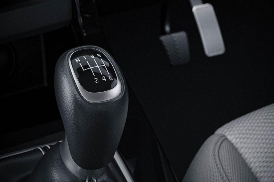 2021 Kia Seltos gearshift