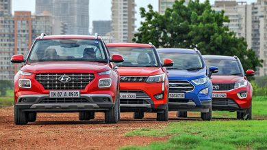 Compact SUV's in India
