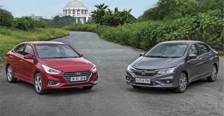 Hyundai Verna vs Honda City