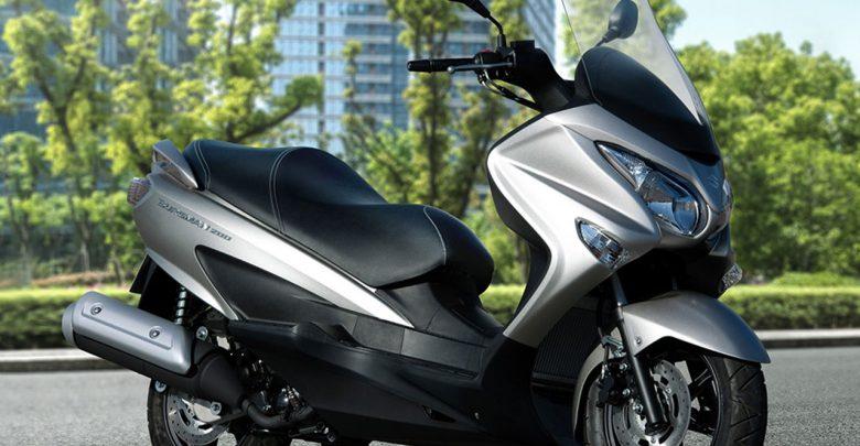 2022 Suzuki Burgman