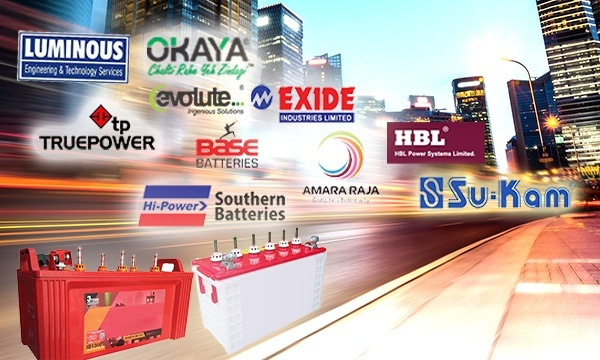 Top bike Batteries