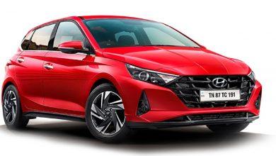 Hyundai i20 car of the year award winner