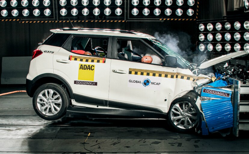 Mahindra XUV300 becomes Third Indian made car to achieve 5 Star Safety rating
