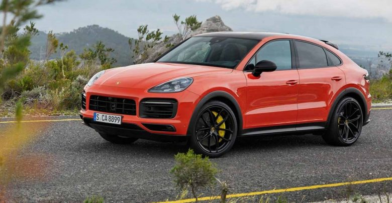 Porsche Cayenne Coupe Is The Fastest SUV Around The Green Hell