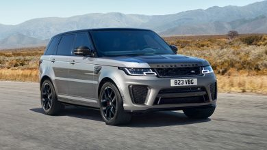 Range Rover Sport SVR launched in India at Rs 2.19 crore