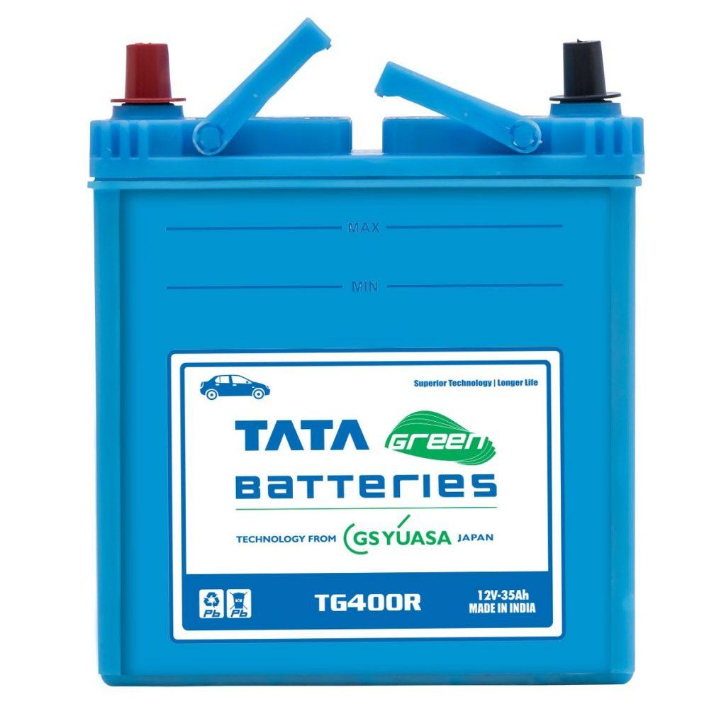 Tata Green TG Series Batteries - TG400R 35Ah