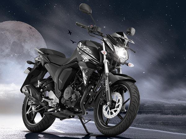 Yamaha FZ-S Dark Knight variant priced at Rs.1.09 lakh