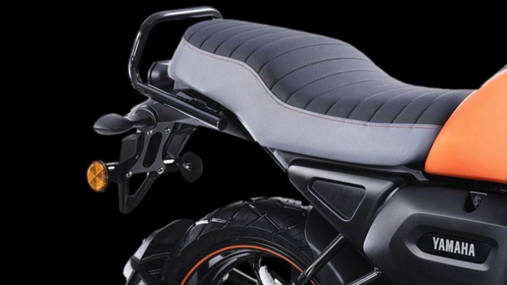 Yamaha FZ-X Seat Height