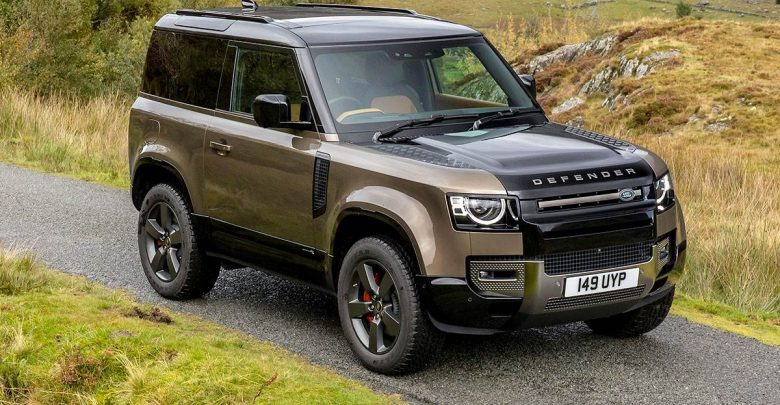2021 Land Rover Defender 90 Goes On Sale India, Prices Start At Rs. 76.57 Lakh