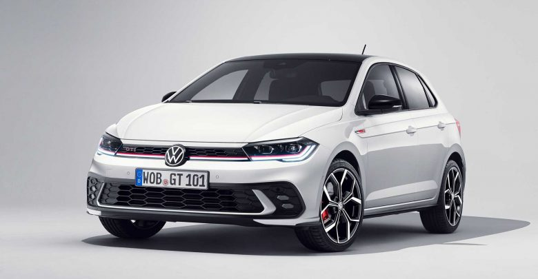 2021 Volkswagen Polo GTI facelift revealed