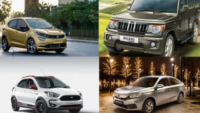 Cheapest diesel cars you can buy in India 2021