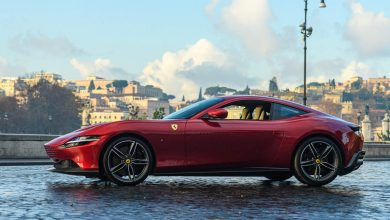 Ferrari Roma to be launched in India on 7 July 2021
