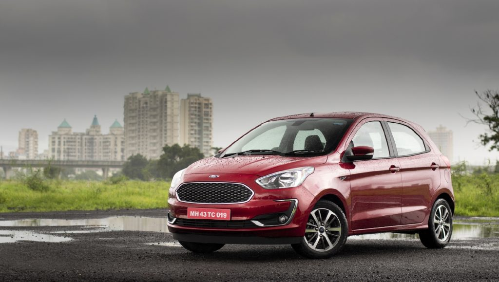 Ford Figo automatic variant launched in India; prices start at Rs 7.75 lakh