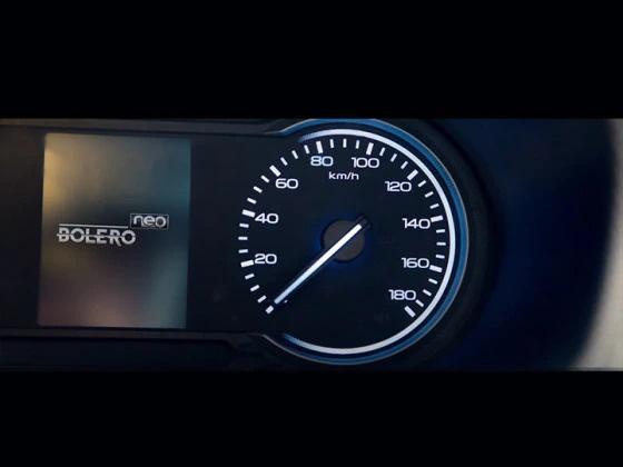 Mahindra-Bolero-Neo-Speedometer
