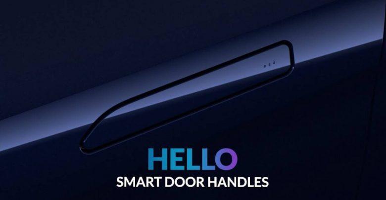 Mahindra XUV700 To Get Segment-First Smart Door Handles