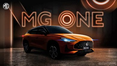 Upcoming mid-size SUV MG ONE