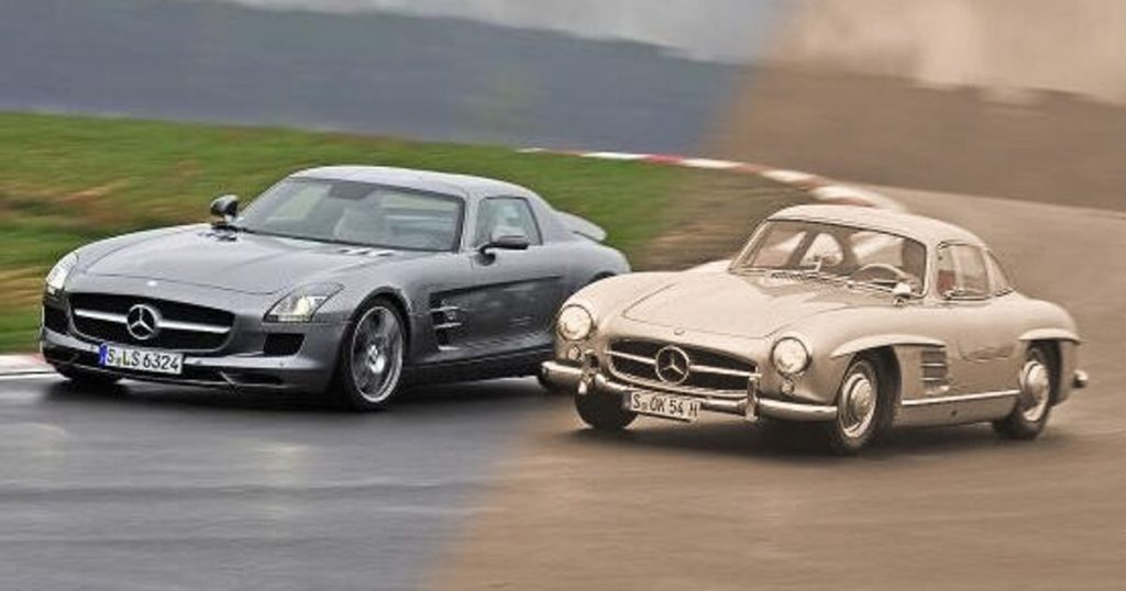 Old vs New Car