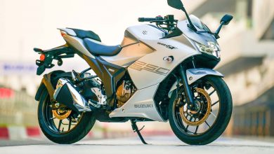 Suzuki Gixxer SF 250: Top 3 Rivals