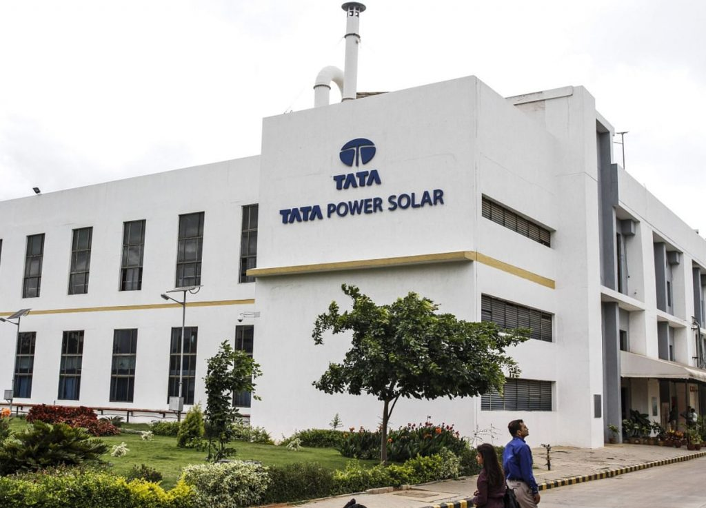 Tata Power will own 74% of the captive solar plant