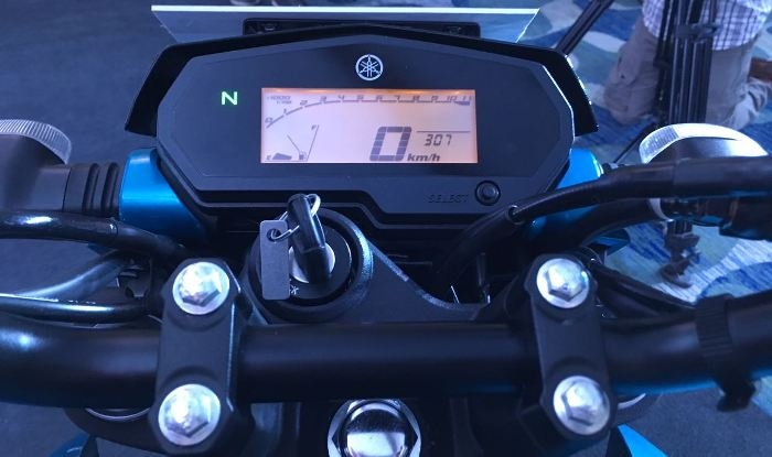 Yamaha FZS 25 speedometer