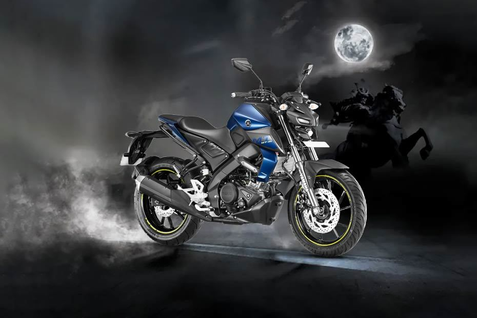 Yamaha MT-15 is priced at 1,40,900