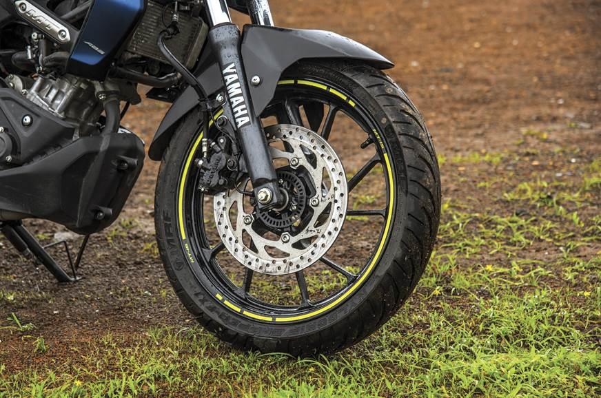 Yamaha MT15 Front Disc