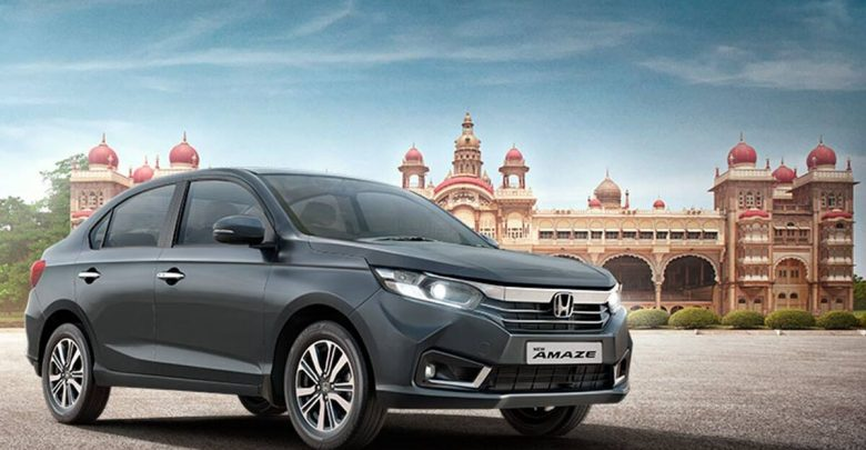 2021 Honda Amaze vs Maruti Suzuki Dzire vs Hyundai Aura vs Tata Tigor: Price Comparison