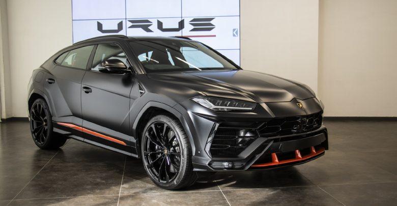 2021 Lamborghini Urus Graphite Capsule Edition introduced in India