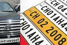 How to get fancy numbers on your vehicle in India