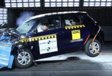 Maruti Suzuki Swift India-made scores zero stars in Latin NCAP