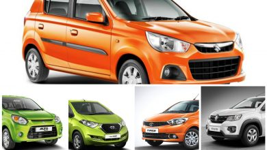 Top 10 Cheapest Cars in India 2021