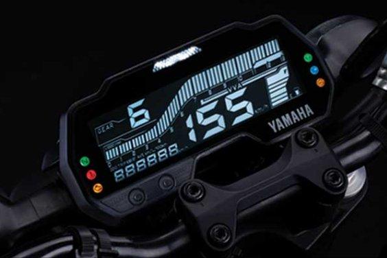 Yamaha MT15 Instrument Cluster
