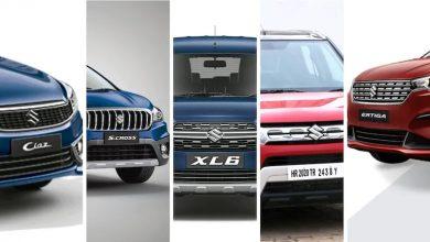 Maruti,Maruti Ciaz,Maruti XL6,Maruti Vitara Brezza,Maruti S-Cross,Maruti Ertiga,maruti suzuki vehicle prices,maruti