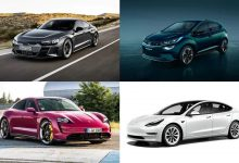 World EV Day 2021,Electric vehicles,Porsche Taycan,Tata Altroz EV,Audi e-tron GT,Tesla Model 3