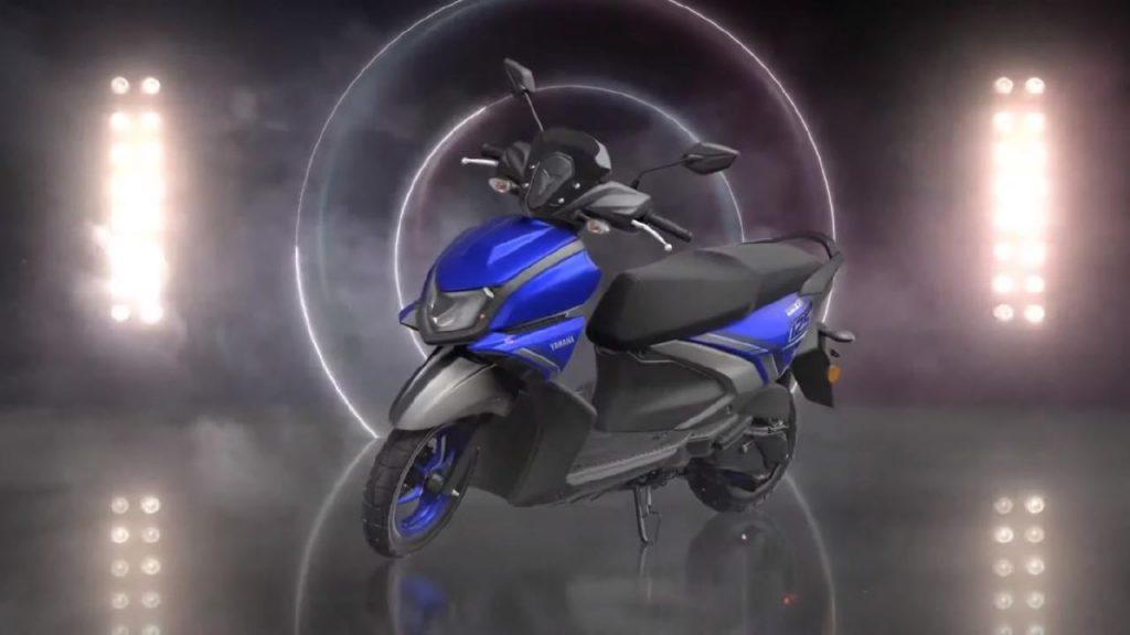 Yamaha RayZR 125 Fi